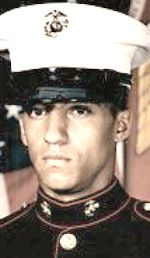 Marine LCpl Edward M. Garvin, 19, of Malden, Massachusetts. Died October 4, 2006, serving during Operation Iraqi Freedom. Assigned to 2nd Light Armored Reconnaissance Battalion, 2nd Marine Division, II Marine Expeditionary Force, Camp Lejeune, North Carolina. Died of injuries sustained when an improvised explosive device detonated near his position during combat operations in Rawah, Anbar Province, Iraq.