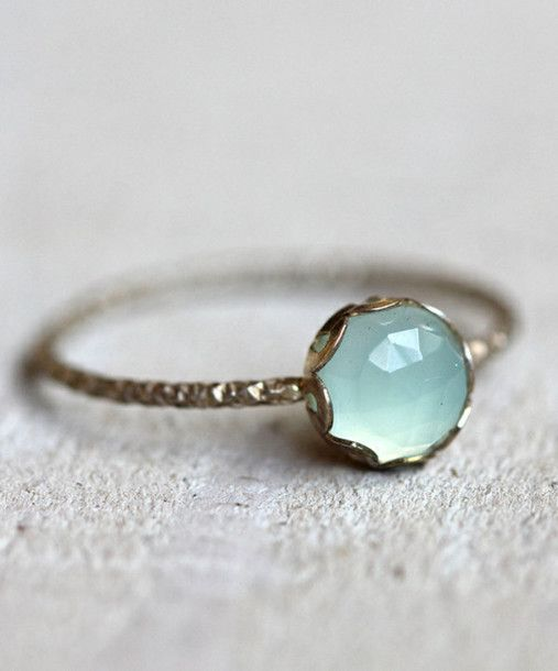 jewels engagement ring hipster wedding PLL Ice Ball blue wedding accessory ring jewelry jewelry ring turquoise bague light blue boho ring gold midi rings fashion turkise rings silver