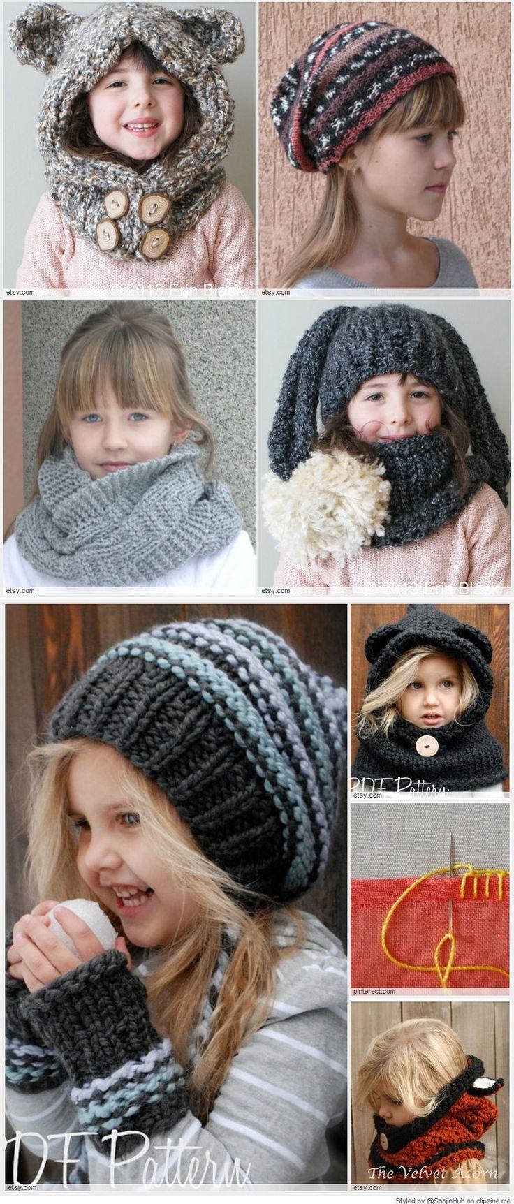 Inspiring Knit & Crochet Patterns