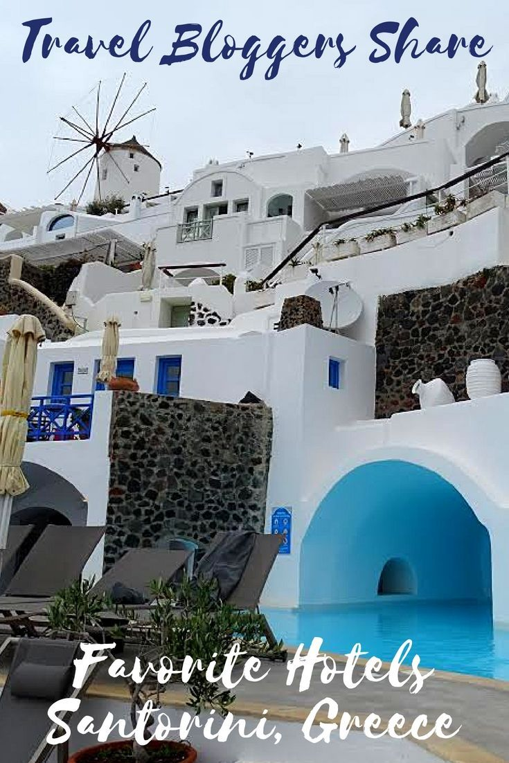 If you are planning to visit Santorini, Greece and wondering where to stay, we have a list of Santorini hotels straight from the travel bloggers sharing their experience for you to choose from on your Santorini holidays.