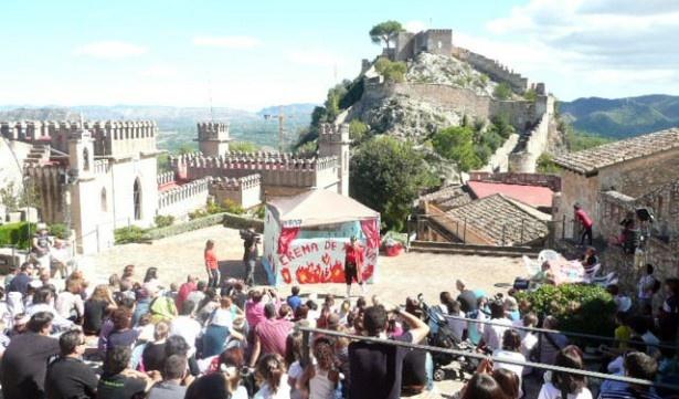 Día mundial del Turismo en Xàtiva