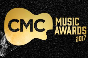 CMC Music Awards 2017; Nominees