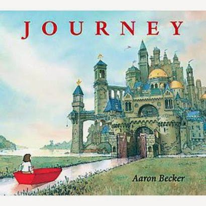 Children's Book Review @ The Indigo Quill: Journey by Aaron Becker