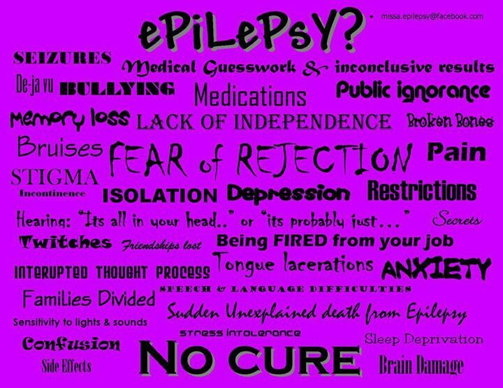 Epilepsy awareness i made this one, feel free to share!