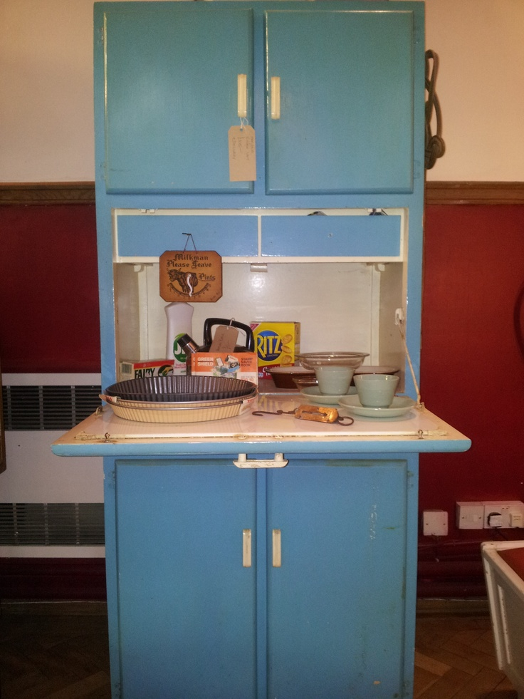 17 Best Images About 50s Kitchen Cabinets On Pinterest