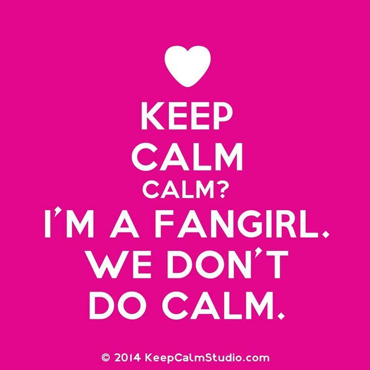 #Fanfics #Fangirl #KeepCalm #WeLoveFanfics