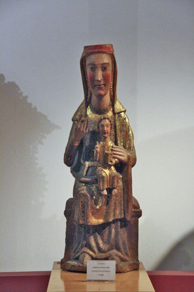 corto Virgen grasa en León
