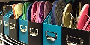 Uma caixa de sapato pode ser reaproveitada de inúmeras formas. Veja algumas ideias super criativas!