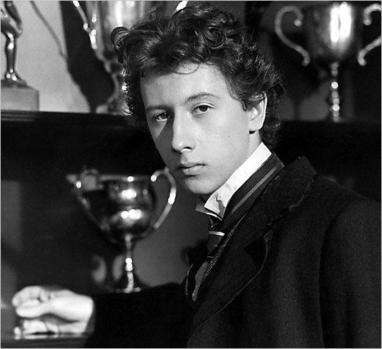 Young Sherlock Holmes. Pre-teen crush.
