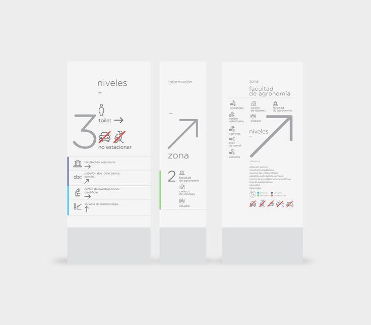 La señalética es la rama del diseño gráfico que se encarga de guiar e informar de forma eficaz y segura en espacios a través de imágenes claras y sencillas.