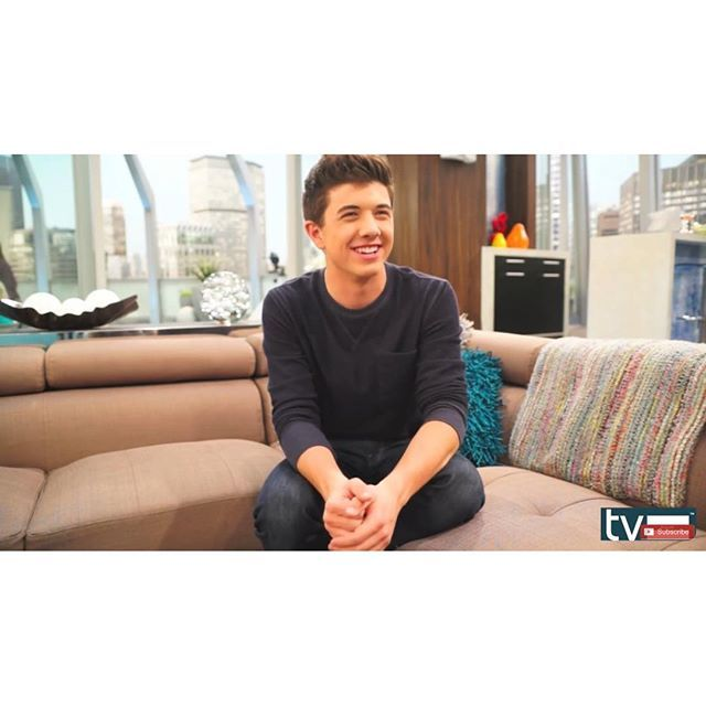Bradley Steven Perry- Lab Rats Elite Force
