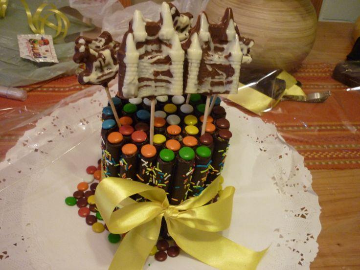 Torta de Cuchuflis