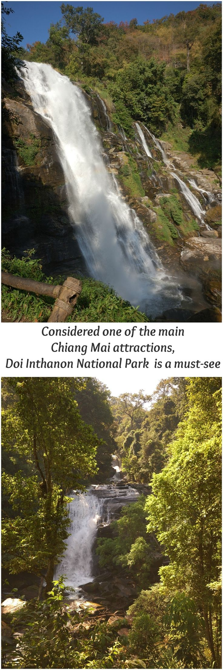 Considered one of the main Chiang Mai attractions, Doi Inthanon National Park is a must-see.