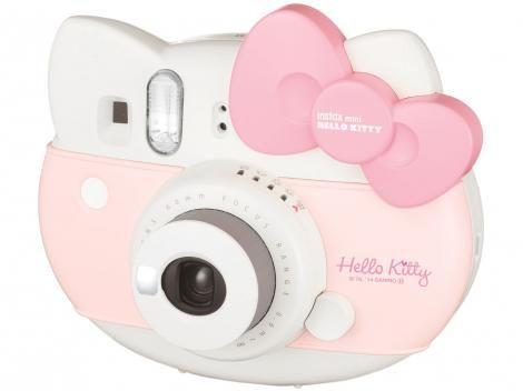 Câmera Instantânea Fujifilm Instax Mini Hello Kitt com as melhores condições você encontra no site do Magazine Luiza. Confira!