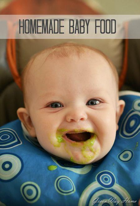 homemade baby food 6