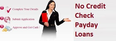 No credit check payday loans are into the present for the financial-affected applicants, who have been looking for the financial with no required their low credit rating at emergency time without any delay.