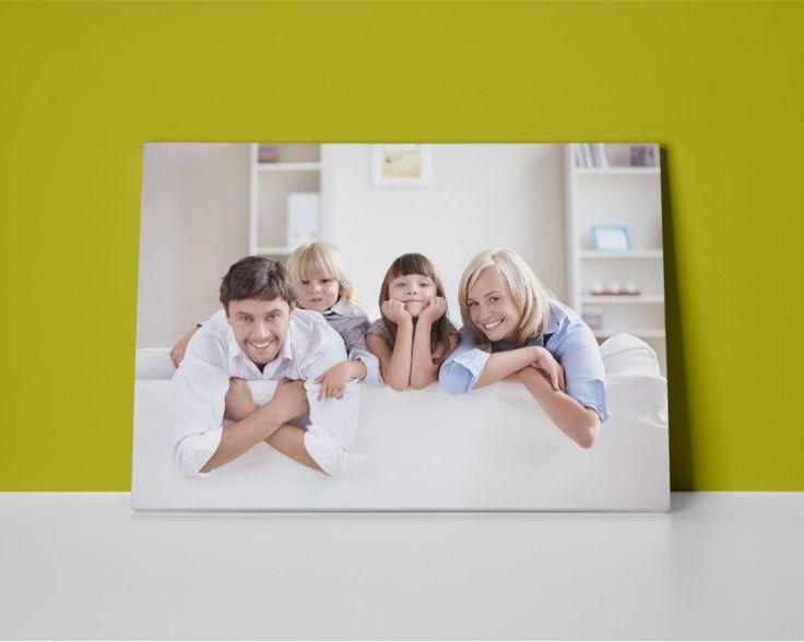 Vlastné foto na plátno 116 X 81 CM - 45€