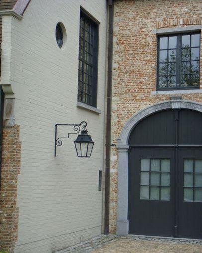 http://www.jefvanlooveren.be/ verlichting van Jef Van Looveren - Bouwsmederij - Zoersel