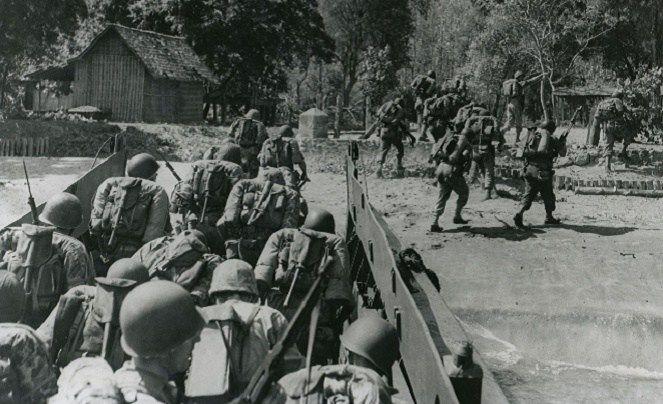 Kedatangan tentara Belanda di Pasir Putih [Image Source]
