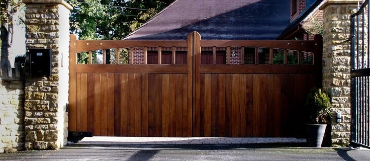 Best 25 Front Gates Ideas On Pinterest Gates Driveway