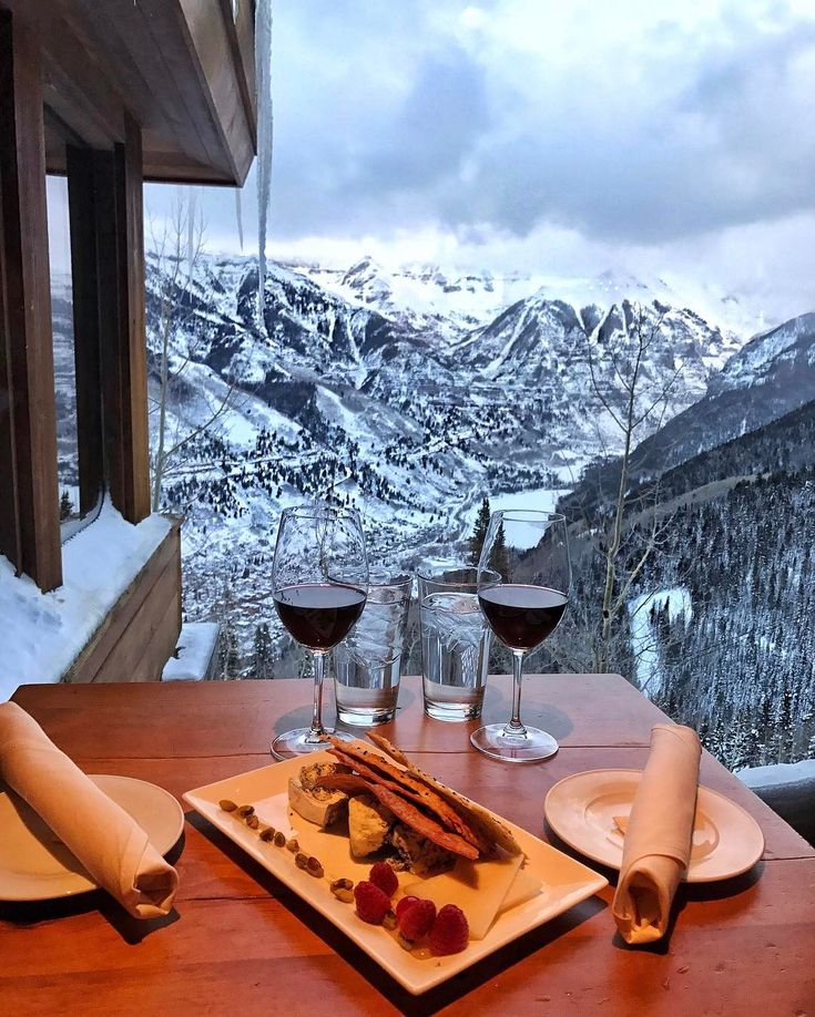 Giveaway: A Dream Vacation to Telluride, Colorado for Food Enthusiasts!