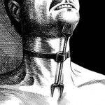 La fourchette de l'hérétique     Top 10 des pires instruments de torture au Moyen Âge http://www.lepetitshaman.com/top-10-pires-techniques-de-torture-au-moyen-age/