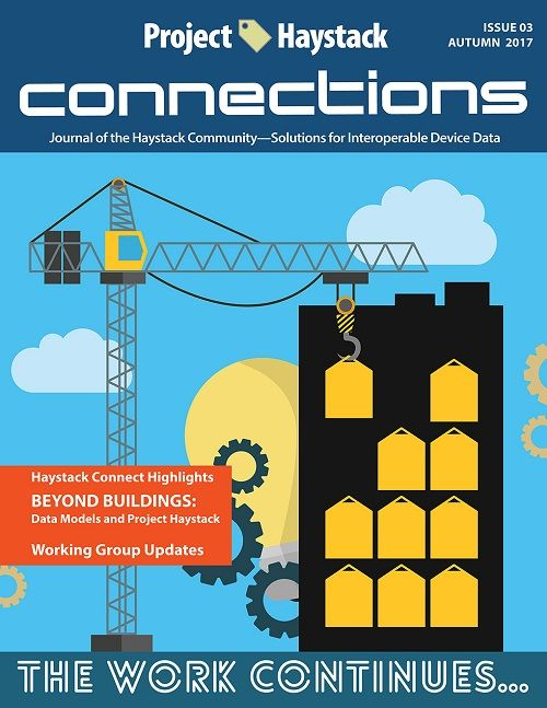 Haystack Connections Third Edition  Look for New Edition of Haystack Connections October 1st