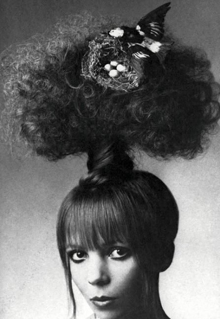 Clive Arrowsmith Penelope Tree, for Vogue UK 1970