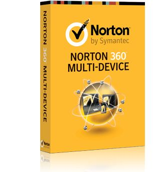 Norton™ 360 Multi-Device Software - Protection For All Devices