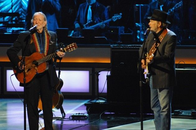 Willie Nelson, Merle Haggard Announce Django and Jimmie Tour  Read More: Willie Nelson, Merle Haggard Announce Django and Jimmie Tour | http://tasteofcountry.com/willie-nelson-merle-haggard-django-and-jimmie-tour-dates-2015/?trackback=tsmclip