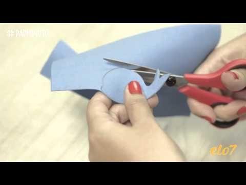 ¿Cómo hacer un broche con animalitos? #DIYMINUTO - YouTube