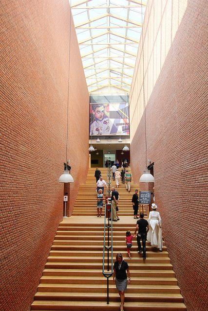 Bonnefanten Museum, Maastricht #art #architecture