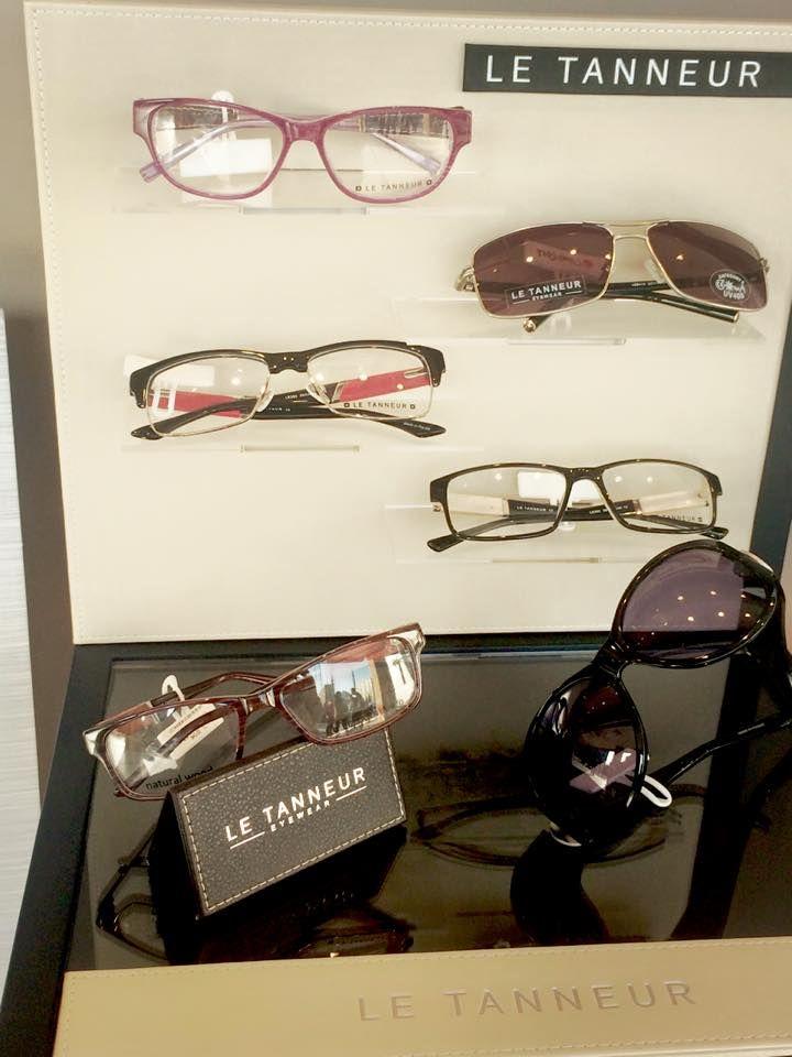 Le Tanneur eyewear