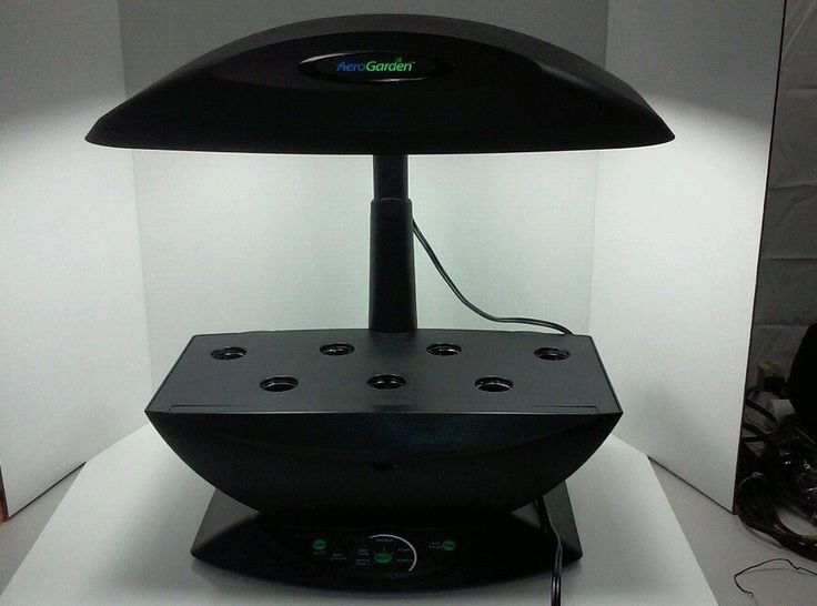 Aerogarden 7 Pod Hydroponic Indoor Garden Grow System 400 x 300