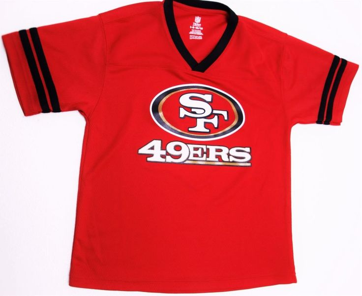 Youth NFL SF 49ers Jersey #NFL
