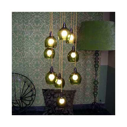 The owl wall light see more emery et cie lustres suspension verre