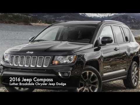 2016 Jeep Compass for sale at Luther Brookdale Chrysler Jeep Dodge in Brooklyn Park - YouTube  #lutherauto #jeepforsaleminneapolis #jeepforsalebrooklynpark #jeep #jeepcompass