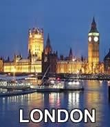London, EnglandEventually Travel, Travel Buckets