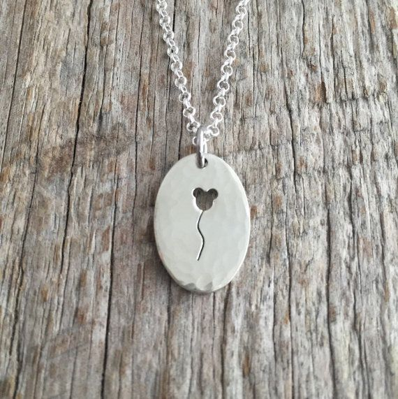 Mickey Mouse Balloon Necklace to Show Your Disney Love
