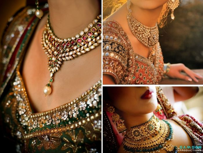 Kundan Indian Wedding Jewellery