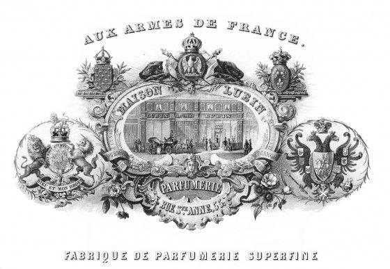 Aux Armes de France around 1830: Paris Http Www Lubin Parfum Fr, Arm De, Lubin Perfume, Aux Arm, Arm Logos, Lubin Parfumeur, Lubin Coats, Paris Httpwwwlubinparfumfr, Coats Of Arm