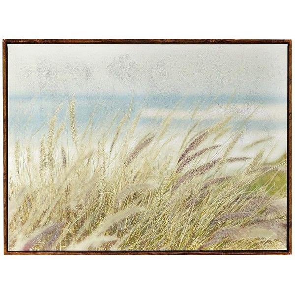 Outdoor Wall Decor Pier One : Pier imports multi colored nature framed art