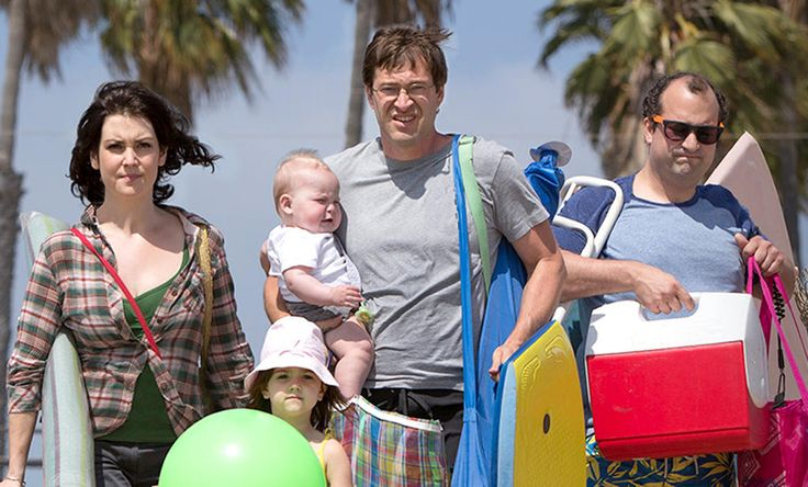 Togetherness (HBO) Premieres: Sunday, Jan. 11 at 9:30/8:30c Created by brothers Mark and Jay Duplass, Togetherness follows two married couples living under the same roof. Mark Duplass (The League) and Melanie Lynskey (Two and a Half Men) star as Brett and Michelle, who are struggling to rekindle their relationship while sharing digs with Brett's BFF Alex (Steve Zissis) and Michelle's sister Tina (Amanda Peet). Expect plenty of dramedy as they all try to remain friends/siblings/spouses.