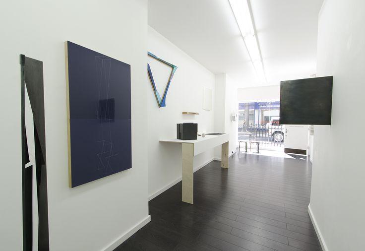Wunderkammer exhibition at Bartha Contemporary - installation shot