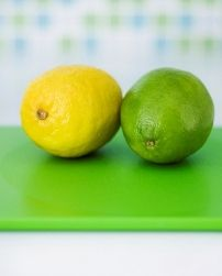 Lemon vs lime? Question:  I ran out of lemons. Can I use limes?  Nancy's Answer:  Yes, you can. I have compared the nutritional benefits of lemons and limes and they