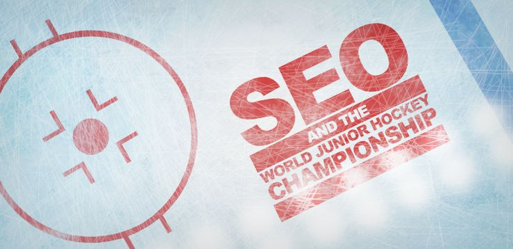 Pete recently got to go see #TeamCanada at the #WJHC! Canada won #Gold. The game got Pete thinking how #SEO and the World Juniors are related!