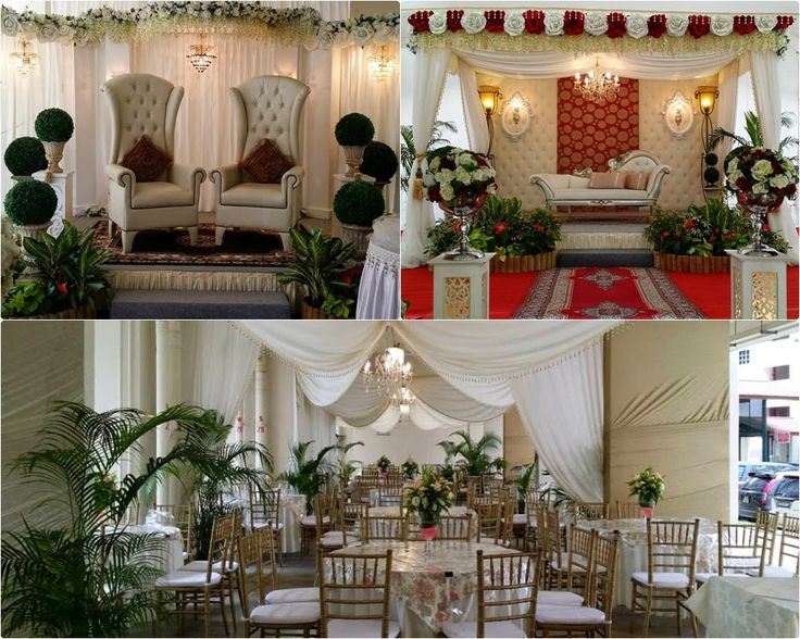 Affordable Malay Wedding Decor Vendors Everything Anything With A Pinch Of Zzanyy Wedding Theme Colors Malay Wedding Wedding Decorations