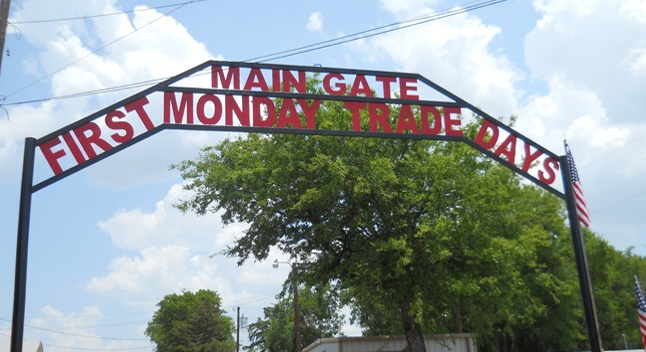 Canton, TX - the only shopping trip so big that I couldn't see it all - SO much fun!