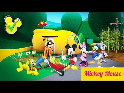 Mickey Mouse - Clubhouse Mouse - Ke Cafe - Game for kids