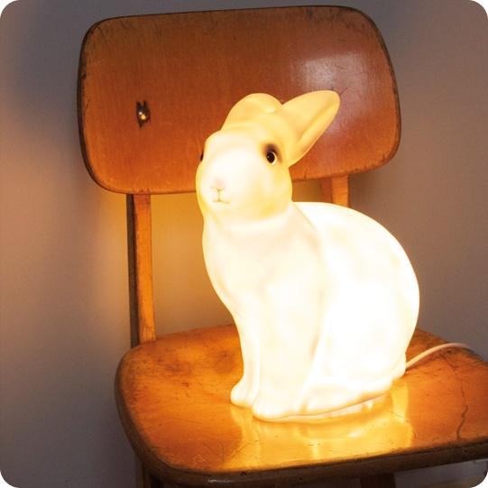 Le lapin qu'on a toutes et dont je ne me lasse pas (alors que le masking tape et le liberty j'en peux plus ! ;)